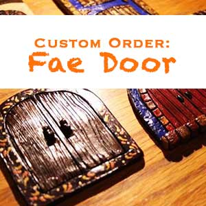 CustomOrderFaeDoor
