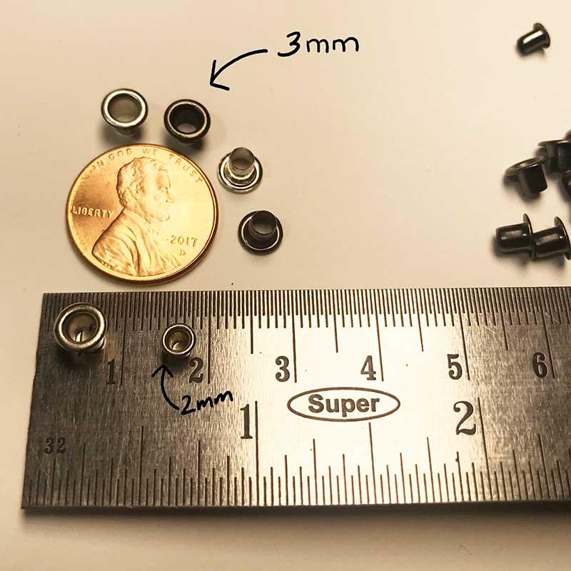 3mm Eyelet