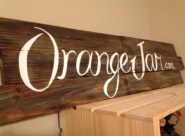 OrangeJar Sinage